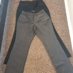 Express slacks lot